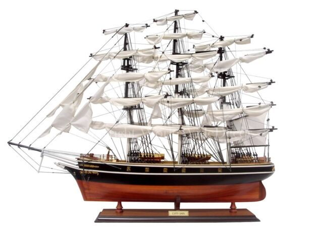 CUTTY SARK PAINTED